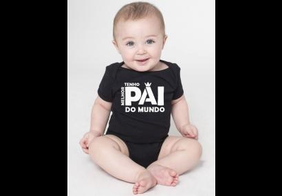 Body divertido para o seu bebê!