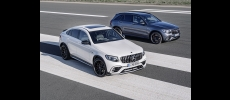 Mercedes-AMG GLC 63 4MATIC+ chega ao Brasil