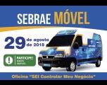 SEBRAE Móvel realiza atendimento em Tietê