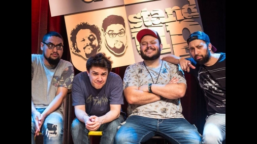 Teatro Municipal recebe a CIA DO STAND UP