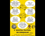 5ª Mostra Teatral de Cerquilho
