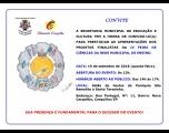 IV Feira de Ciência da Rede Municipal de Cerquilho