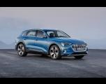 Audi revela a versão final do e-tron