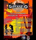 Últimos dias para se inscrever no 2º Festival Sertanejo