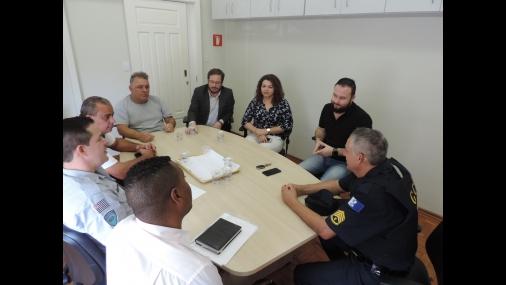 Câmara sedia reunião do Conselho Municipal Sobre Drogas