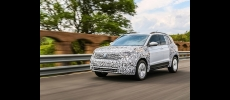 Volkswagen T-Cross está em fase final de testes no Brasil