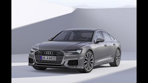 Audi confirma o novo A6 no Salão do Automóvel de São Paulo
