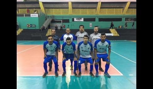 Equipe masculina de Tatuí está na semifinal de torneio de Futsal