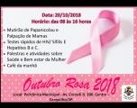 Prefeitura de Cerquilho realiza evento especial do Outubro Rosa