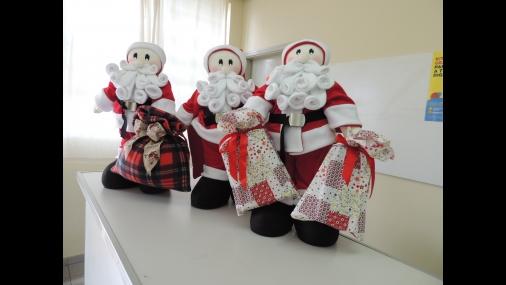 Fundo Social de Cerquilho oferece curso de artesanato natalino