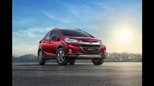 Honda WR-V 2019 chega mais equipado
