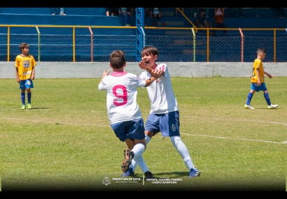 Tatuí sedia partidas da fase regional de campeonato de futebol