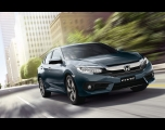 Honda lança a linha 2019 do Civic
