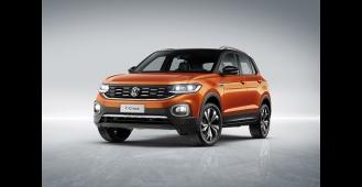 Volkswagen revela o T-Cross por inteiro