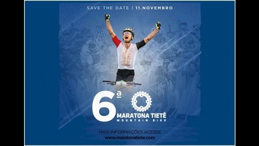 Tietê recebe a 6ª Edição da Maratona Tietê de Mountain Bike