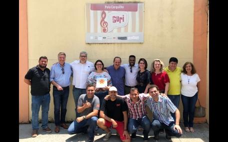 Projeto Guri Polo Cerquilho recebe o prêmio de Polo destaque