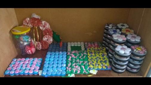 Prefeitura de Cerquilho convida para Bazar de Artesanato da EMEBE