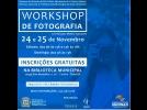 Workshop de Fotografia Básica acontece em novembro