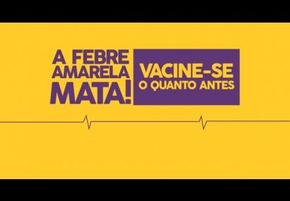 Pessoas que forem passea devem se vacinar contra febre amarela