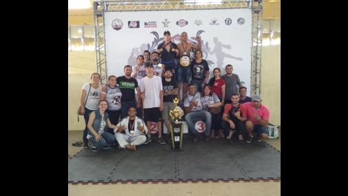 Atletas cerquilhenses se destacam no Open Fight Festival