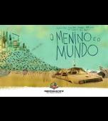 Cinema Ponto Mis apresenta o filme �O Menino e o Mundo�