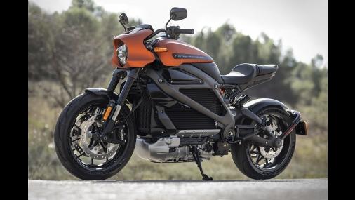 Harley-Davidson revela detalhes da LiveWire