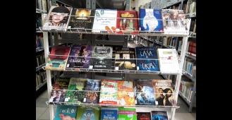 176 novos títulos são adquiridos para Biblioteca Municipal