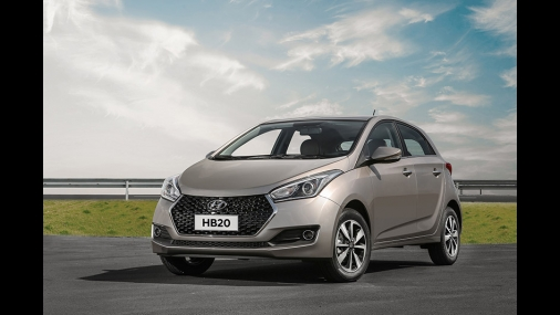 Hyundai amplia oferta de central multimídia na linha HB20 2019