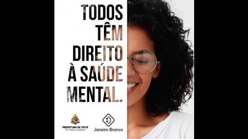 Campanha Janeiro Branco