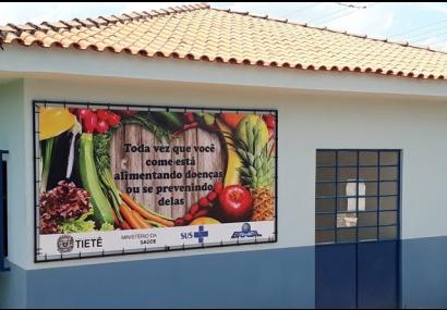 Prefeitura realiza campanha �Tenha uma vida Saudável! �