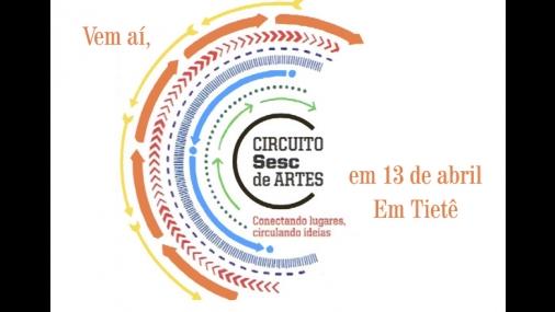 Prefeitura de Tietê confirma Circuito SESC de Artes