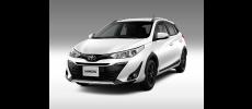 Toyota inicia vendas do Yaris X-Way