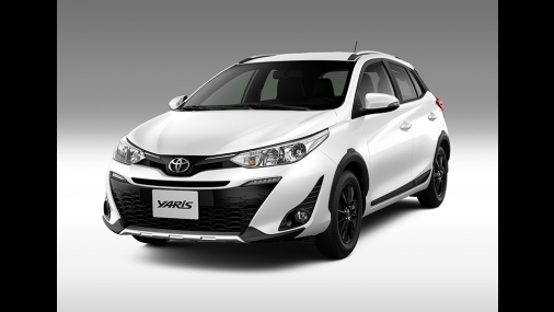Toyota inicia vendas do Yaris X-Way