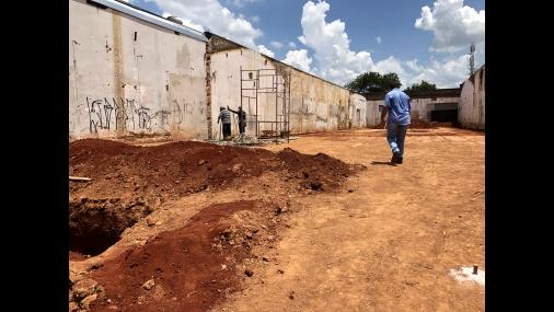 Prefeitura inicia ampliação do Centro de Formação Profissional