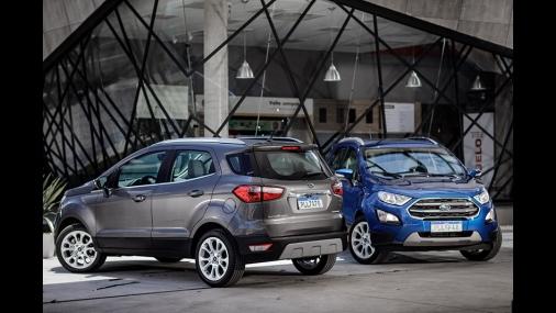Ecosport 2020 ganha versão Titanium sem estepe externo