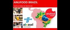 SEBRAE disponibiliza ônibus para a ANUFOOD Brazil
