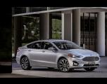 Ford lança o Fusion 2019 com novidades