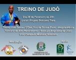 Projeto Pelicano receberá Sensei Angolano
