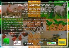 SEMADES realiza evento em comemoração ao dia do Agronegócio