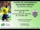 Projeto Cidadãos do Futebol abre vagas para 2019