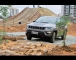Arena Jeep oferece off-road dentro de São Paulo