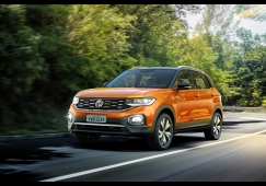 Volkswagen anuncia pré-venda do T-Cross