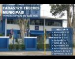 cronograma para lista de espera em creches municipais 2019