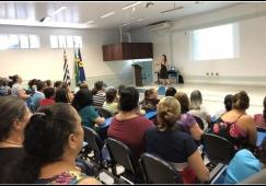 Merendeiras da Rede Pública participam de treinamento
