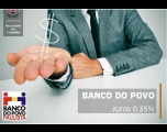 Micro empresários buscam crédito no Banco do Povo juros de 0,35%