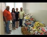 3º Arrastando o Bigode arrecada 3,5 toneladas de alimentos