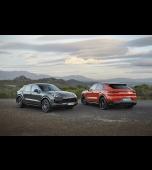 Porsche apresenta o Cayenne Coupé