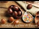 Fundo Social de Cerquilho oferece Workshop de Ovos de Páscoa