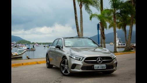 Mercedes-Benz Classe A contribui para liderança no primeiro trime