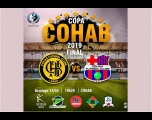 Grande Final da Copa Cohab acontecerá no domingo